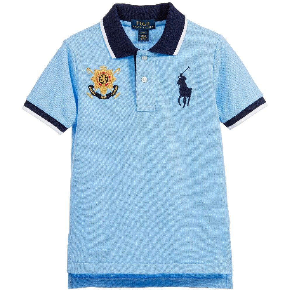 dark blue ralph lauren polo shirt