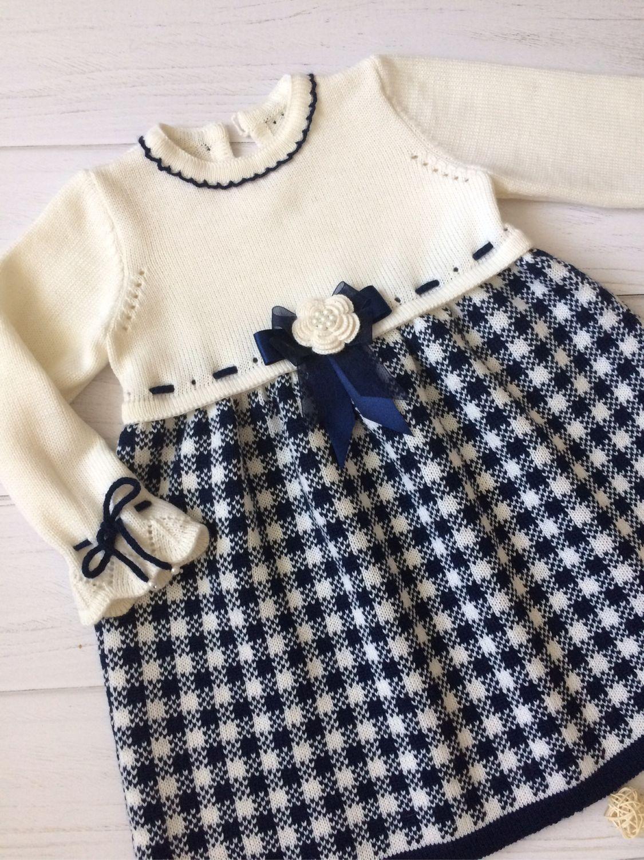 e29e954894d6 Одежда для девочек, ручной работы. Вязаное платье для девочки. Елена  Горшенёва (вязание