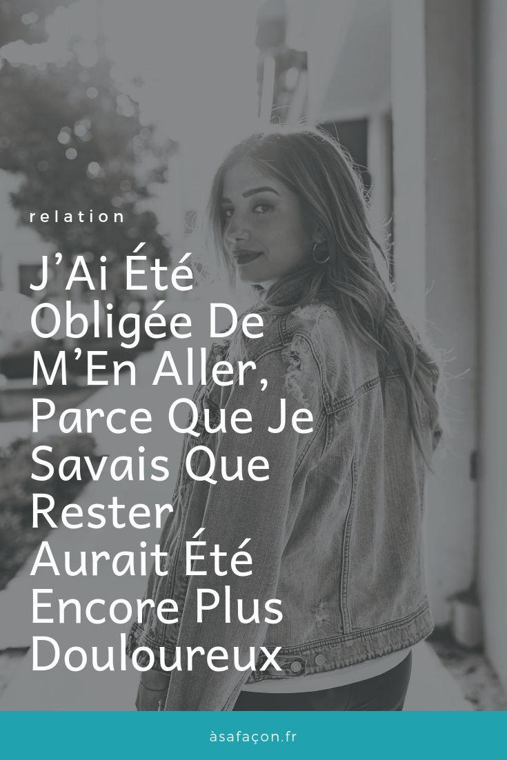 Je Te Quitte Parce Que Je T Aime : quitte, parce, Été, Obligée, Aller,, Parce, Savais, Rester, Aurait, Encore, Douloureux, Citation, Rupture,, Phrase, Amour, Unique