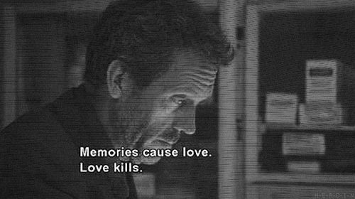 Love, Memories And Dr House Image On We Heart It
