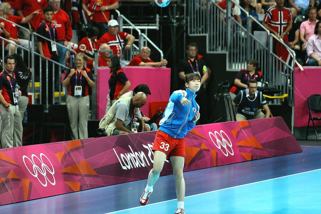 London Olympics 2012 - Women handball 04.mp4 - YouTube
