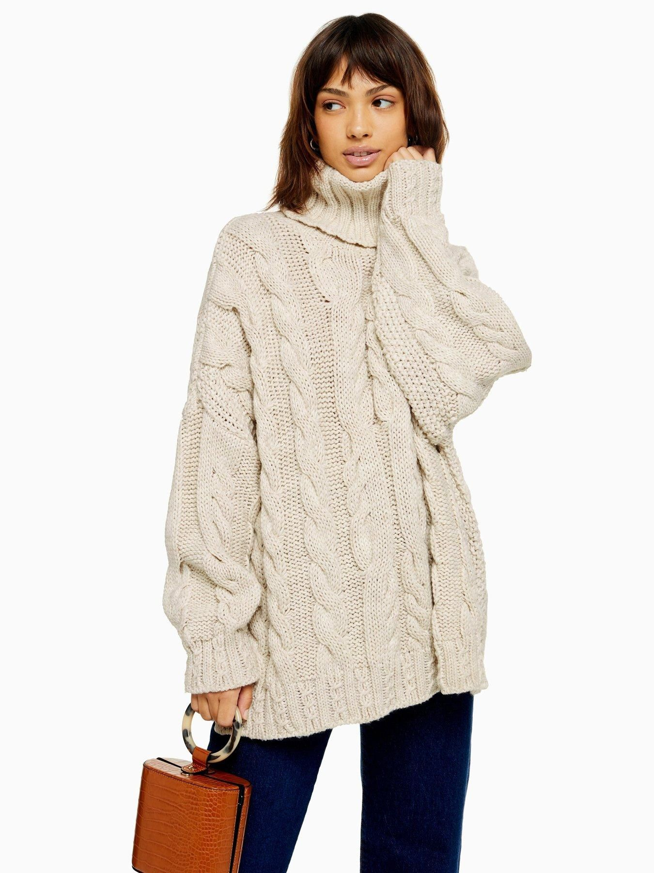 Shop Topshop Jumpers on sale at the