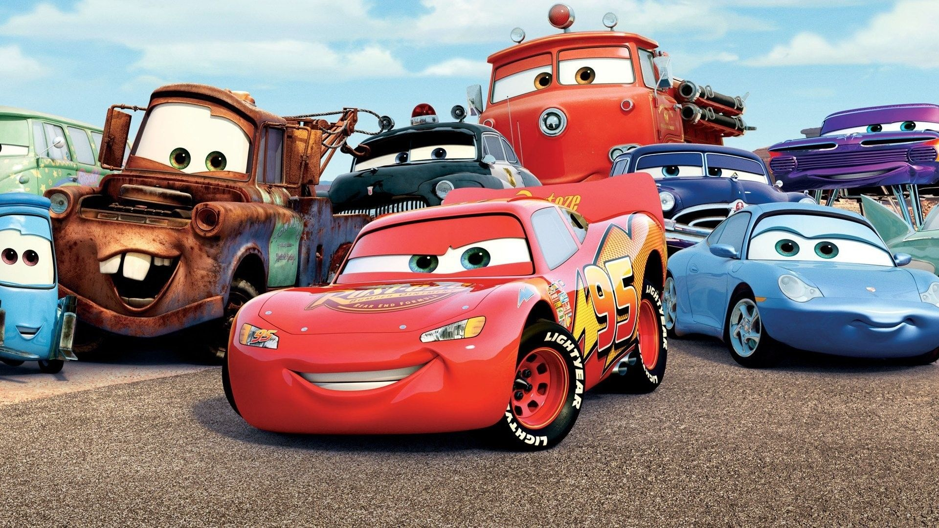 Res 1920x1080 Lightning Mcqueen Wallpapers Filme Carros Da Disney Carros Da Disney Carros De Cinema