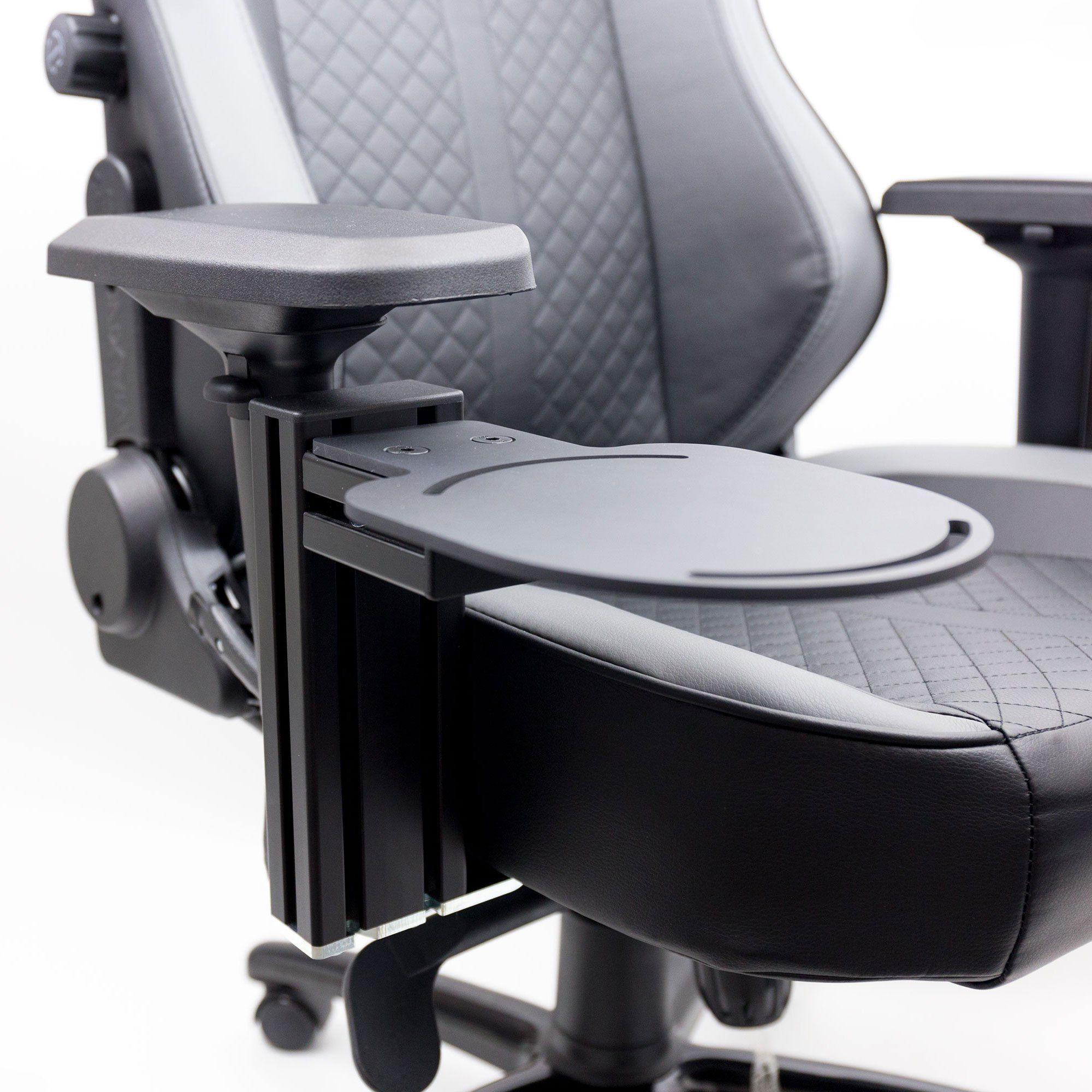 Joystick Hotas Chair Mount Monstertech Usa In 2020 Chair Aluminum Chairs Chair Design