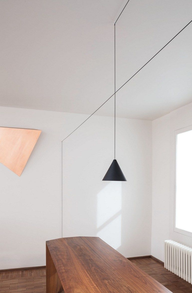 LED pendant lamp STRING LIGHT - CONE HEAD By FLOS design Michael ...