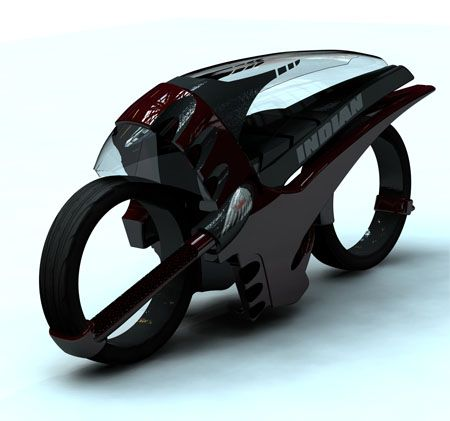 Kawasaki Ninja Bikes. Concept design motorcycles and scooters - innovation