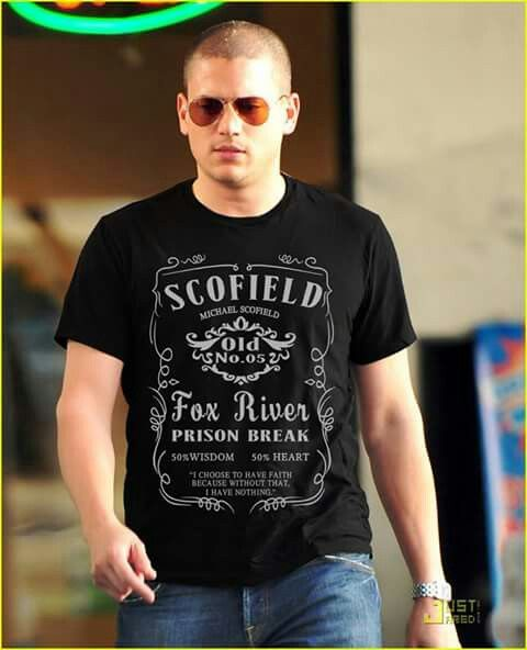 Wentworth Miller (With Images)