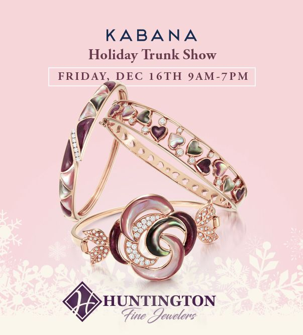 Holiday trunk show!!! December 16th from 9am to 7pm!