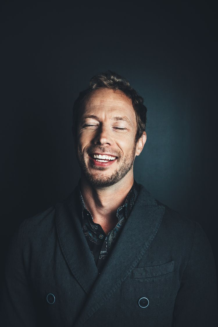 Kris Holden-Ried Kris Holden-Ried new photo