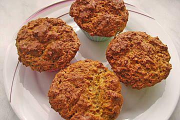 Low Carb Soja - Muffins (Rezept mit Bild) von kaeferl86 | Chefkoch.de