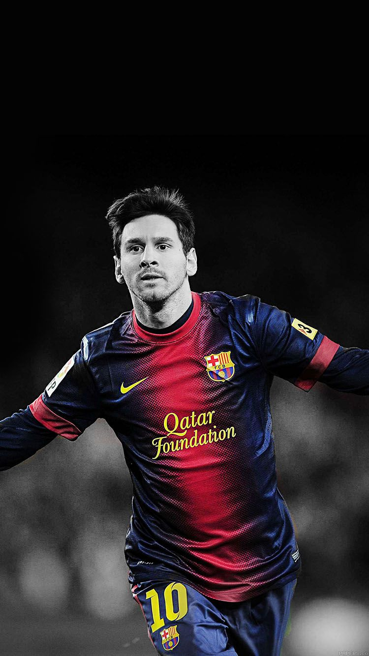 ... GET THE FREE APP! Sport Football Player Lionel Messi - 750x1334 - jpeg