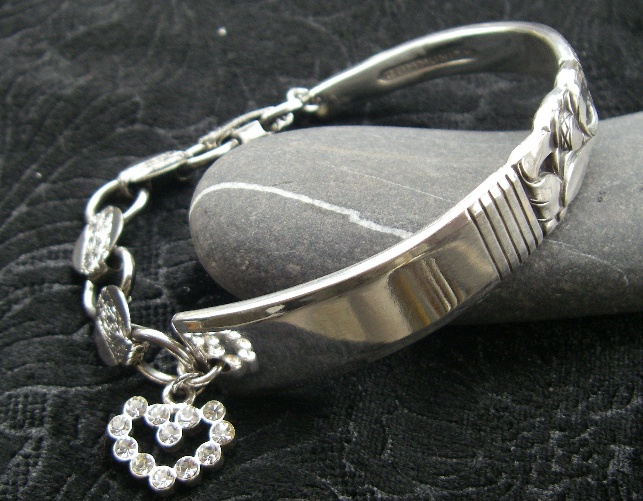 in s news chunky identity men plate new heavy from silver engravable mens sterling bracelet