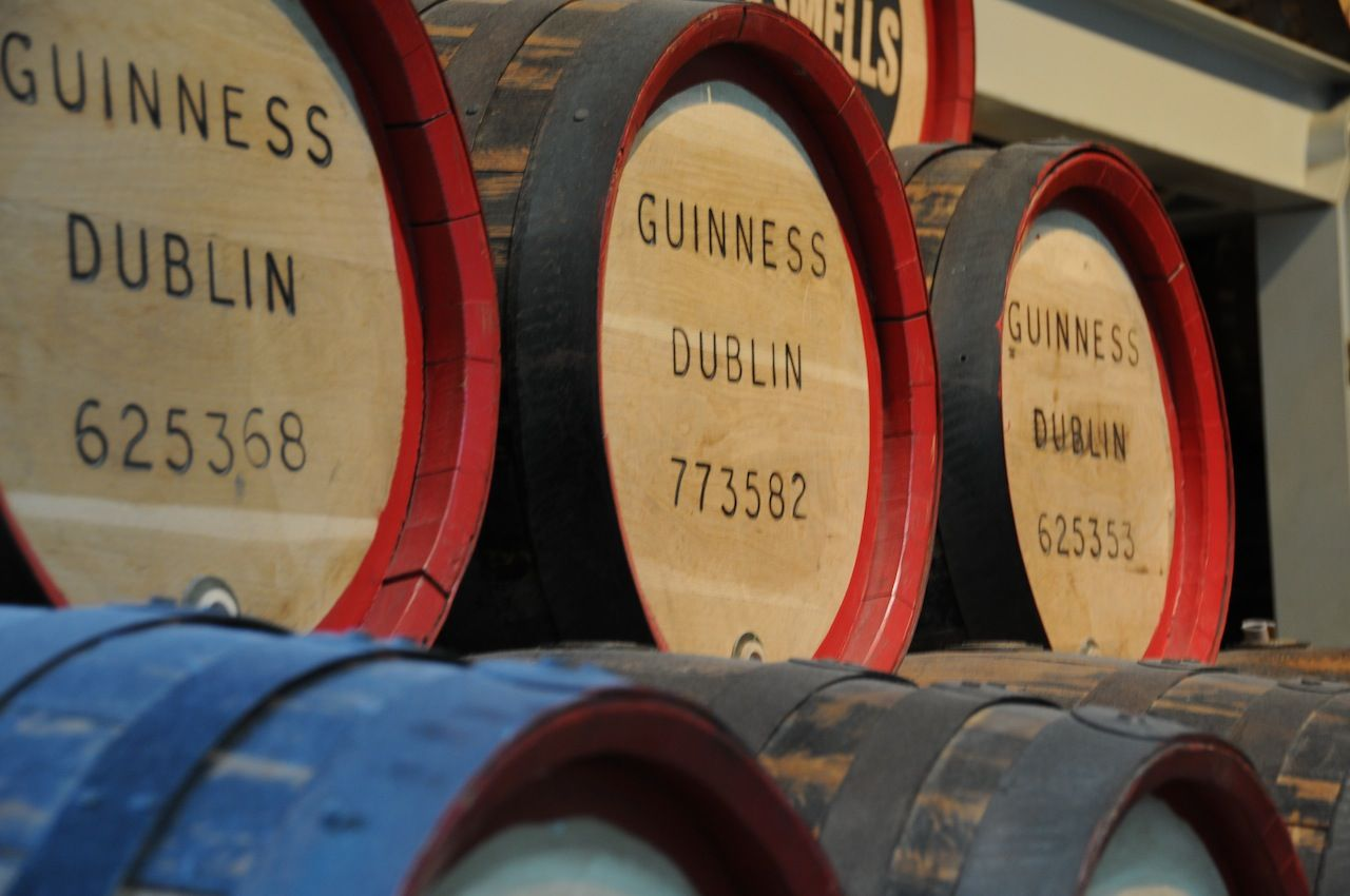 Guinness Brauerei