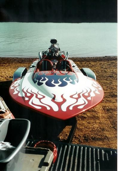 1974 Howard Shovelnose Hydro | Drag boat racing, Cool ...