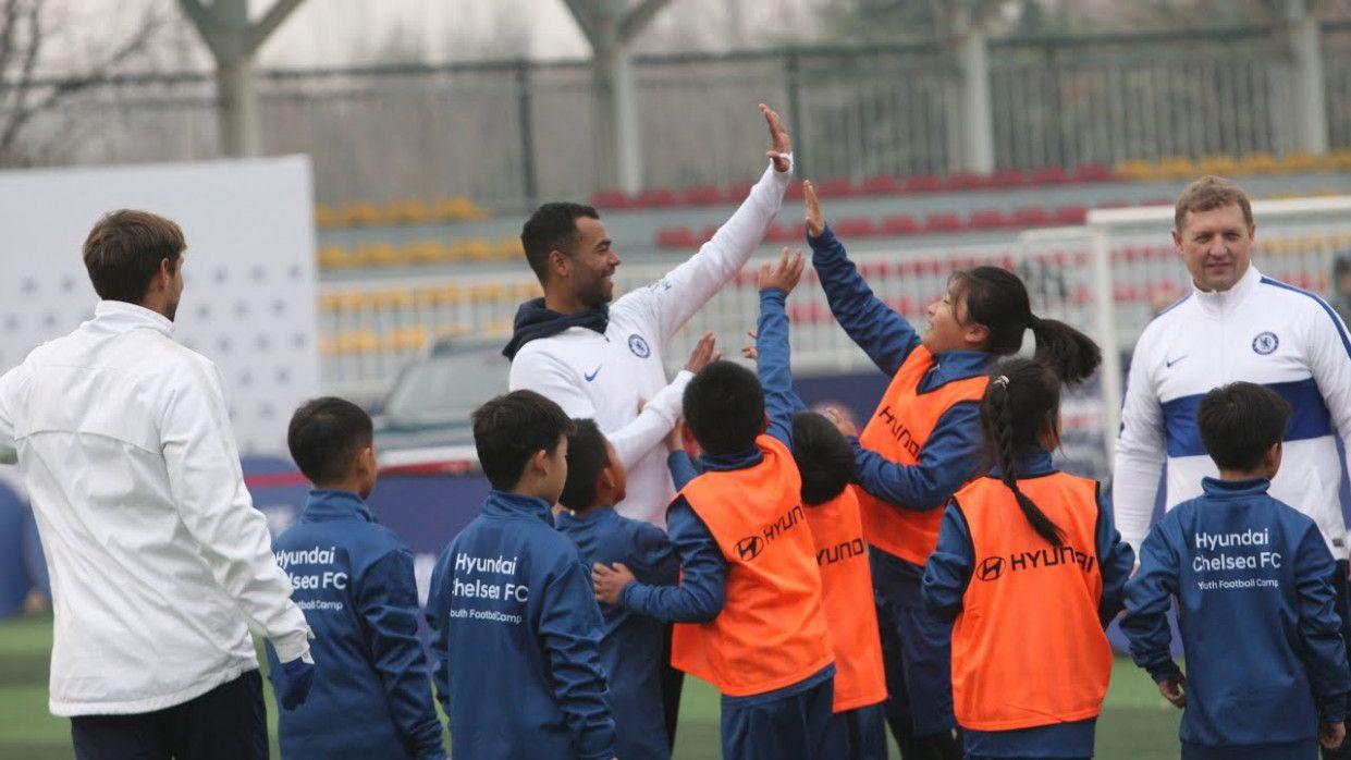 11 Image 2020 Hyundai Youth Football Camp In 2020 Youth Football