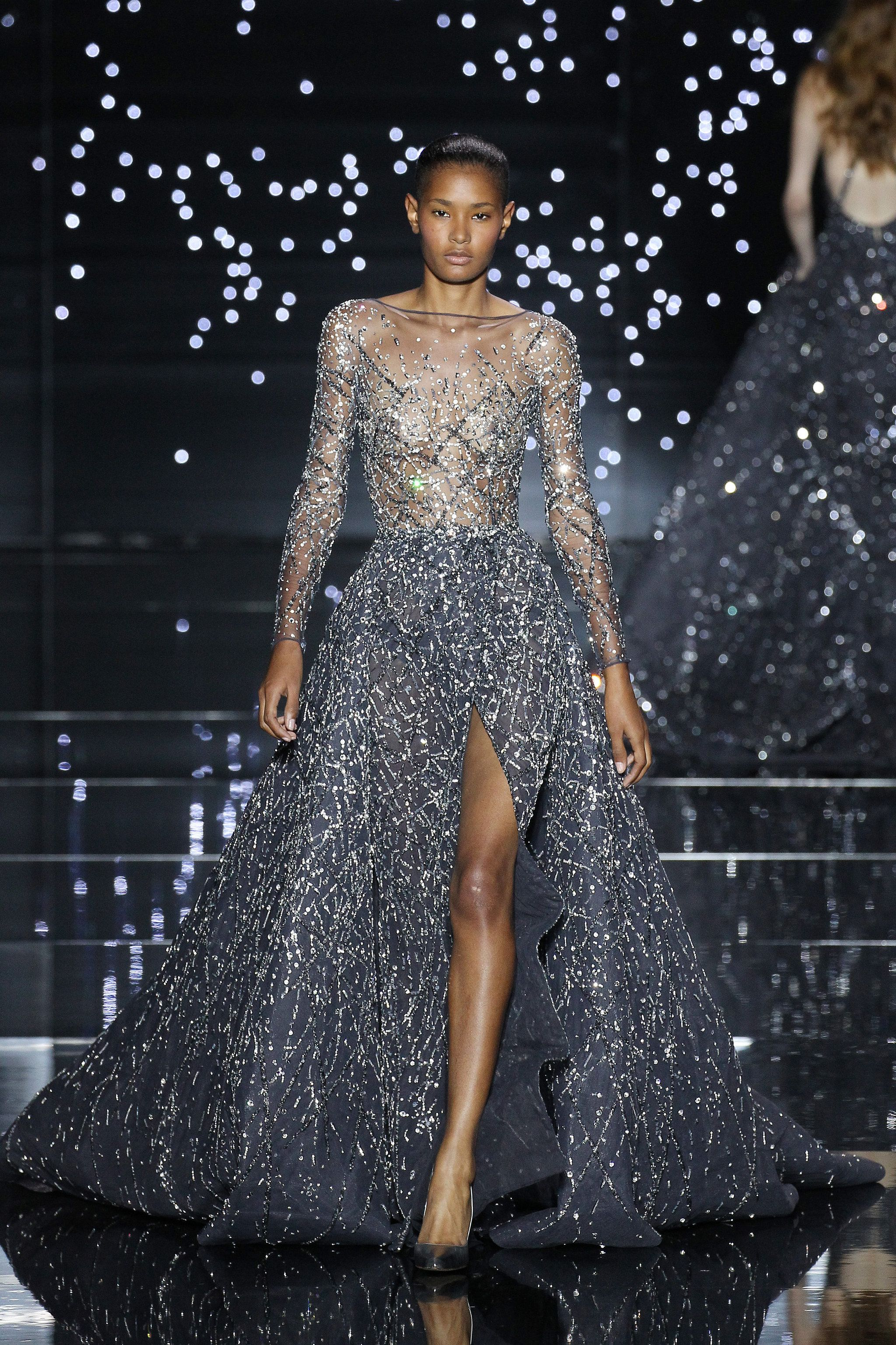 Zuhair Murad  Zuhair murad haute couture, Fashion week dresses