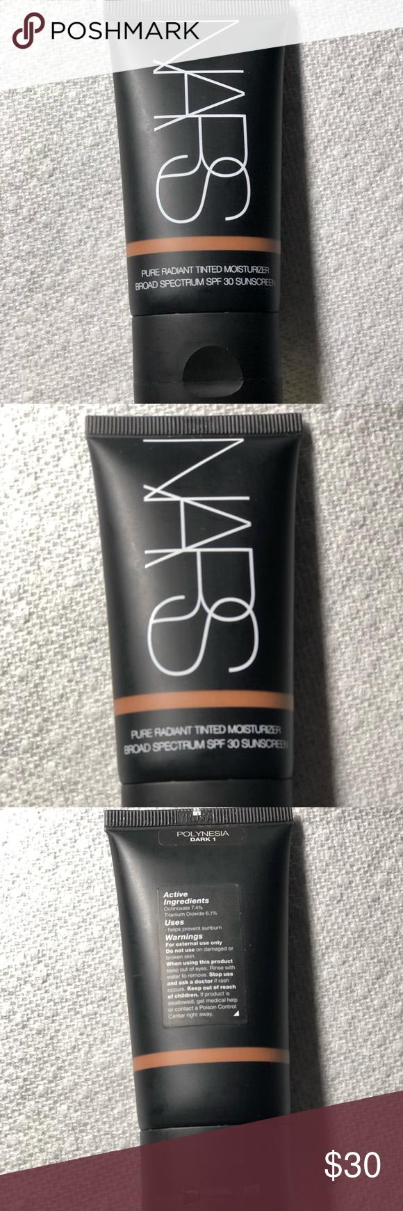 NARS Pure Radiant Tinted Moisturizer Tinted moisturizer