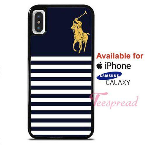 size 40 162c3 62376 Ralph Lauren Emblem Style iPhone X Cases, iPhone Cases, Samsung ...