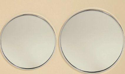 wandspiegel zum h ngen spiegel rund mit silber rahmen durchmesser 25 cm hochzeitsdeko. Black Bedroom Furniture Sets. Home Design Ideas