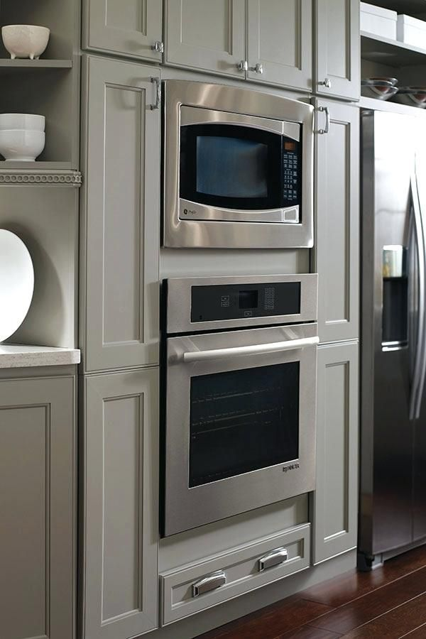 Double Wall Oven With Microwave Double Wall Oven Microwave