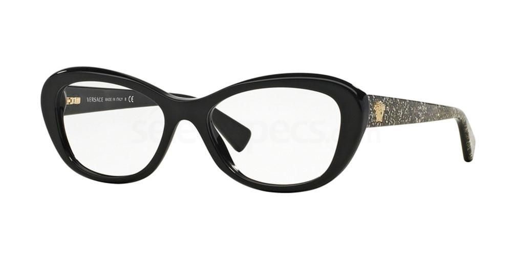 9d7bc8682425 Versace VE3216 glasses. Free lenses   delivery