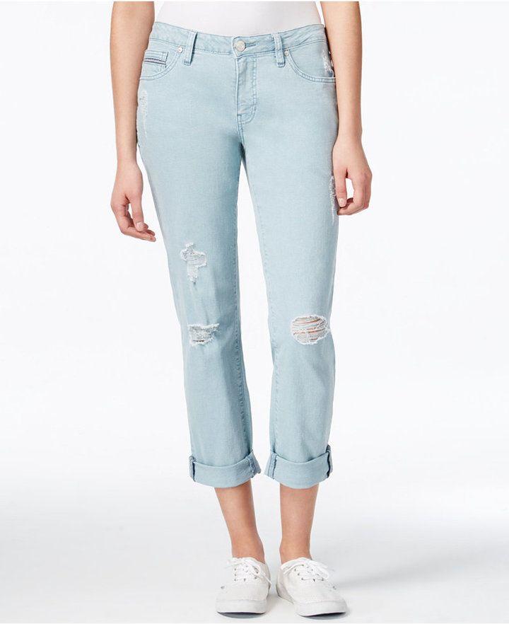 5a1b365dff3 JAG RIPPED BOYFRIEND JEANS   My Style   Ripped boyfriend jeans ...