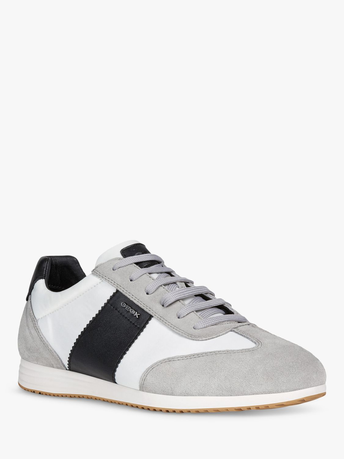 Geox Arsien Suede Trainers, Navy in 2020 | Suede trainers