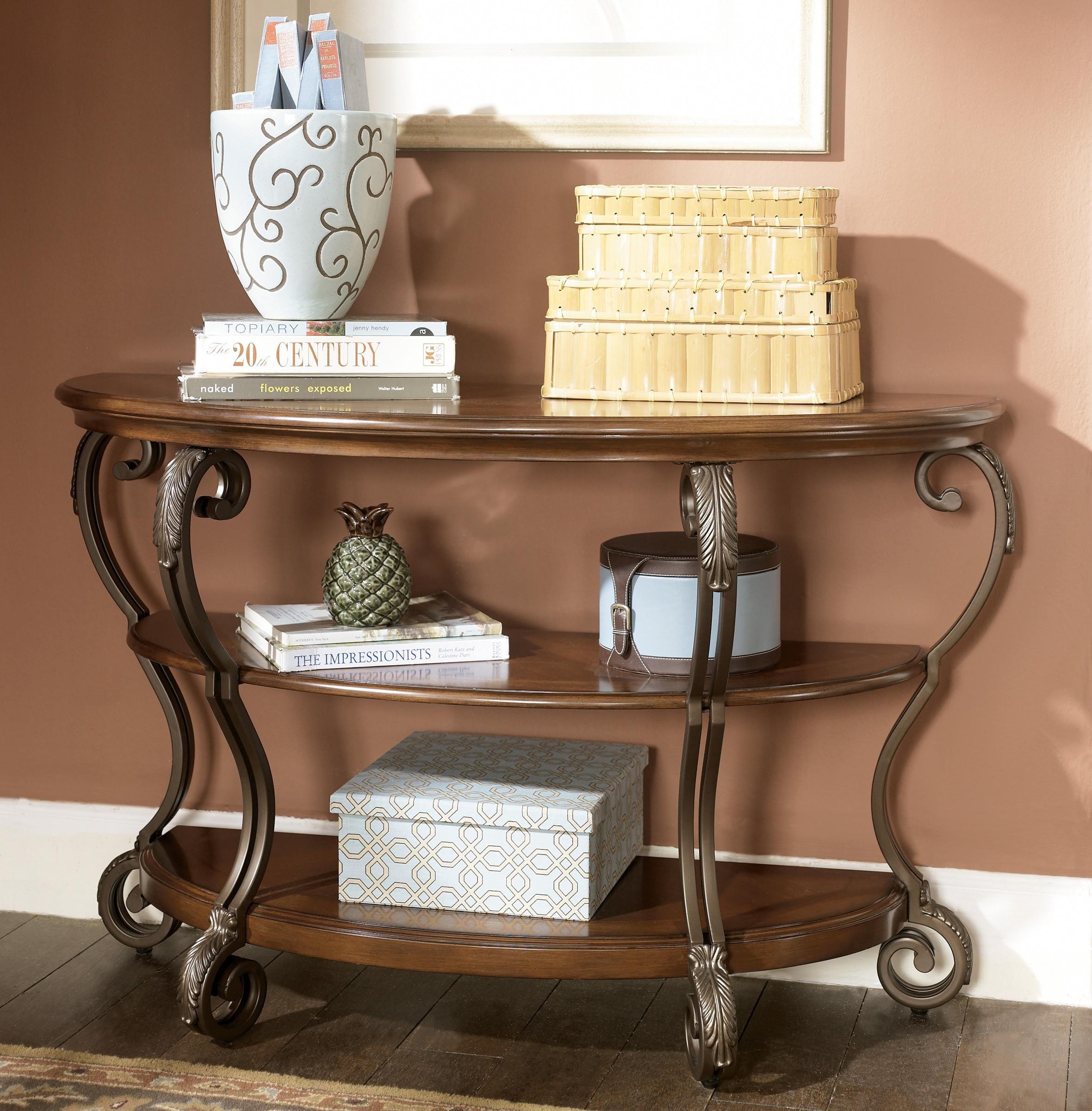 Nestor Sofa Table By Ashley (Signature Design) | Home Ideas