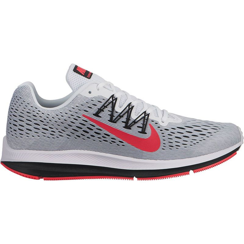 Nike Zoom Winflo 4 Mens Lace up Running Shoes | Running
