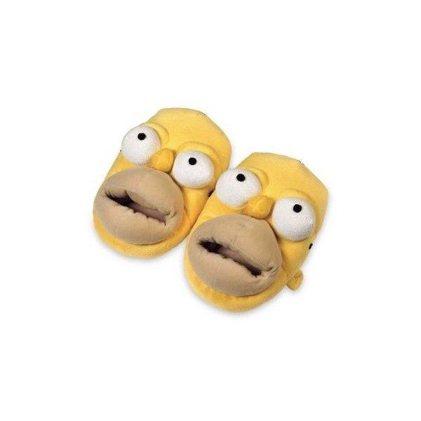 tiquettes Unis - 0803868 - Pantoufle Les Simpsons - Simpson fNe4pbhM