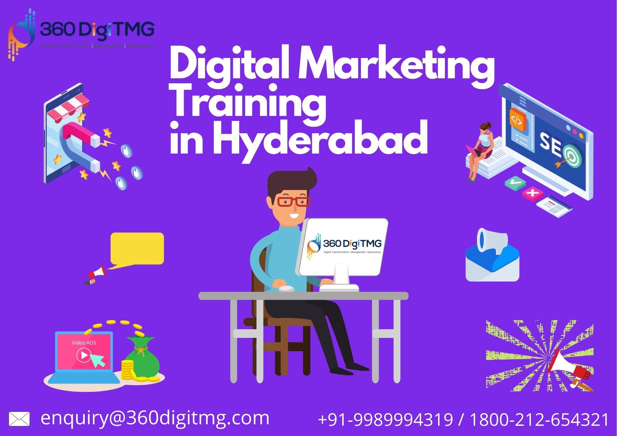 Digital Marketing Training In Hyderabad Marketing Training Digital Marketing Marketing Courses