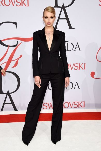 Best dressed 03.06.15: CFDA Awards special: Daphne Groeneveld