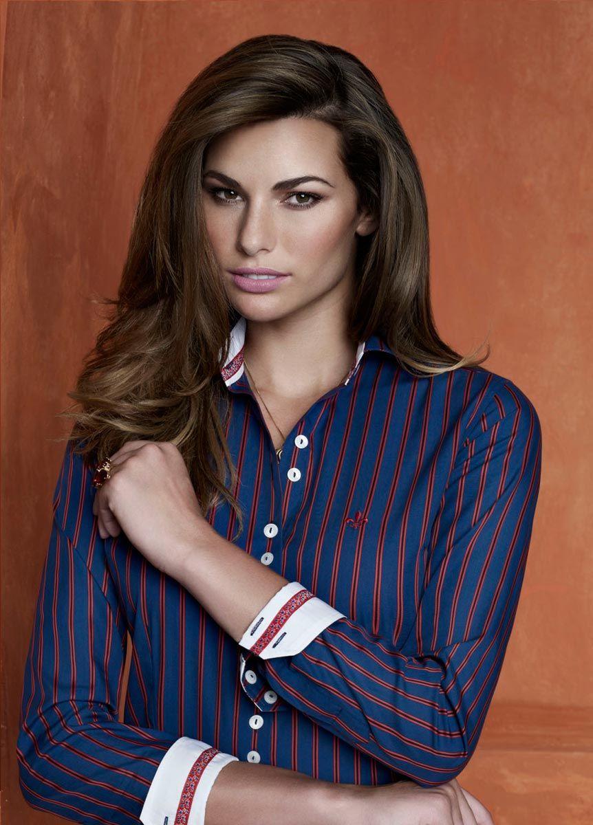 15ad051a272 camisas dudalina feminina. Dudalina-LINDA! QUERO!