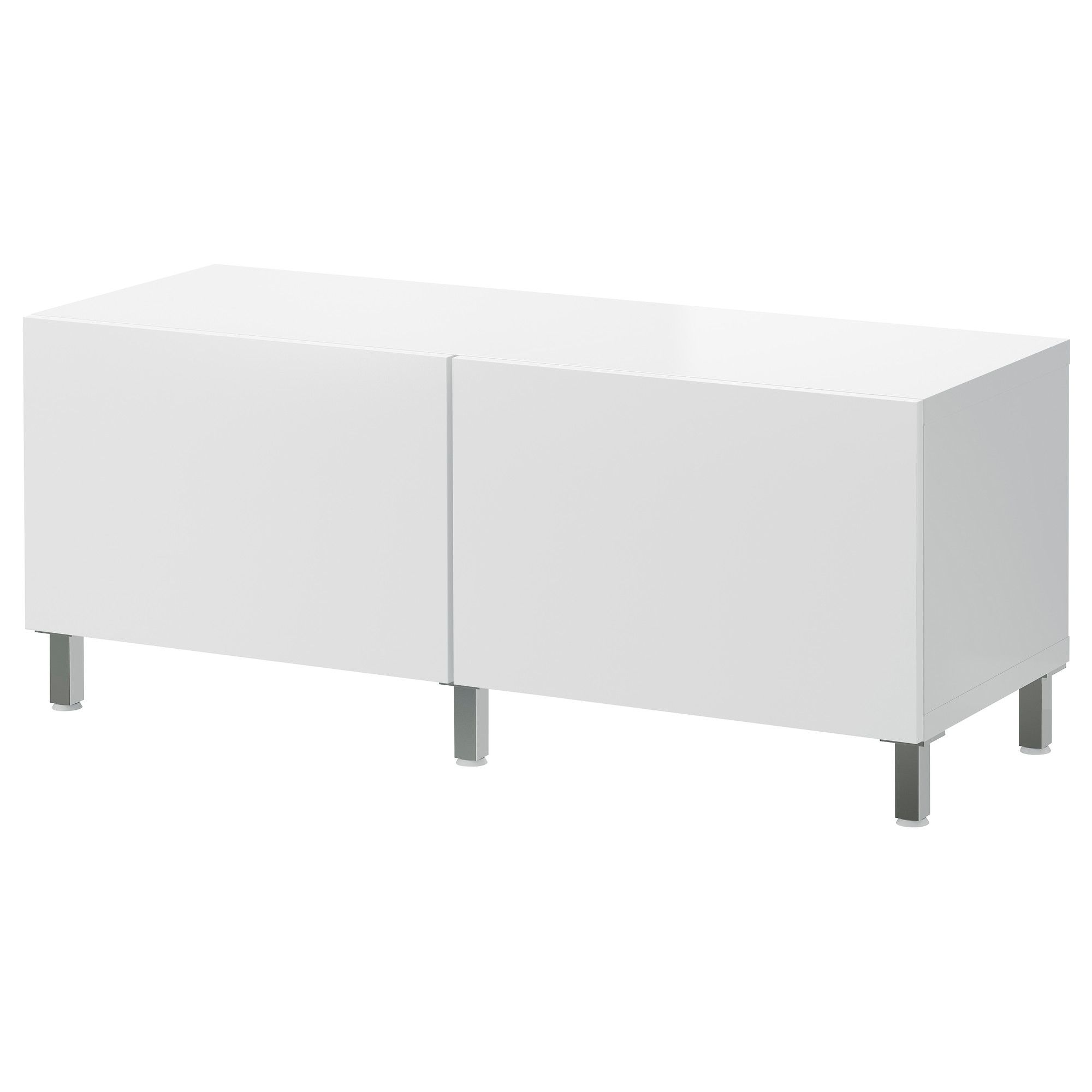 Ikea Bank Accessoires BestÅ Storage Combination With Doors White Ikea 90