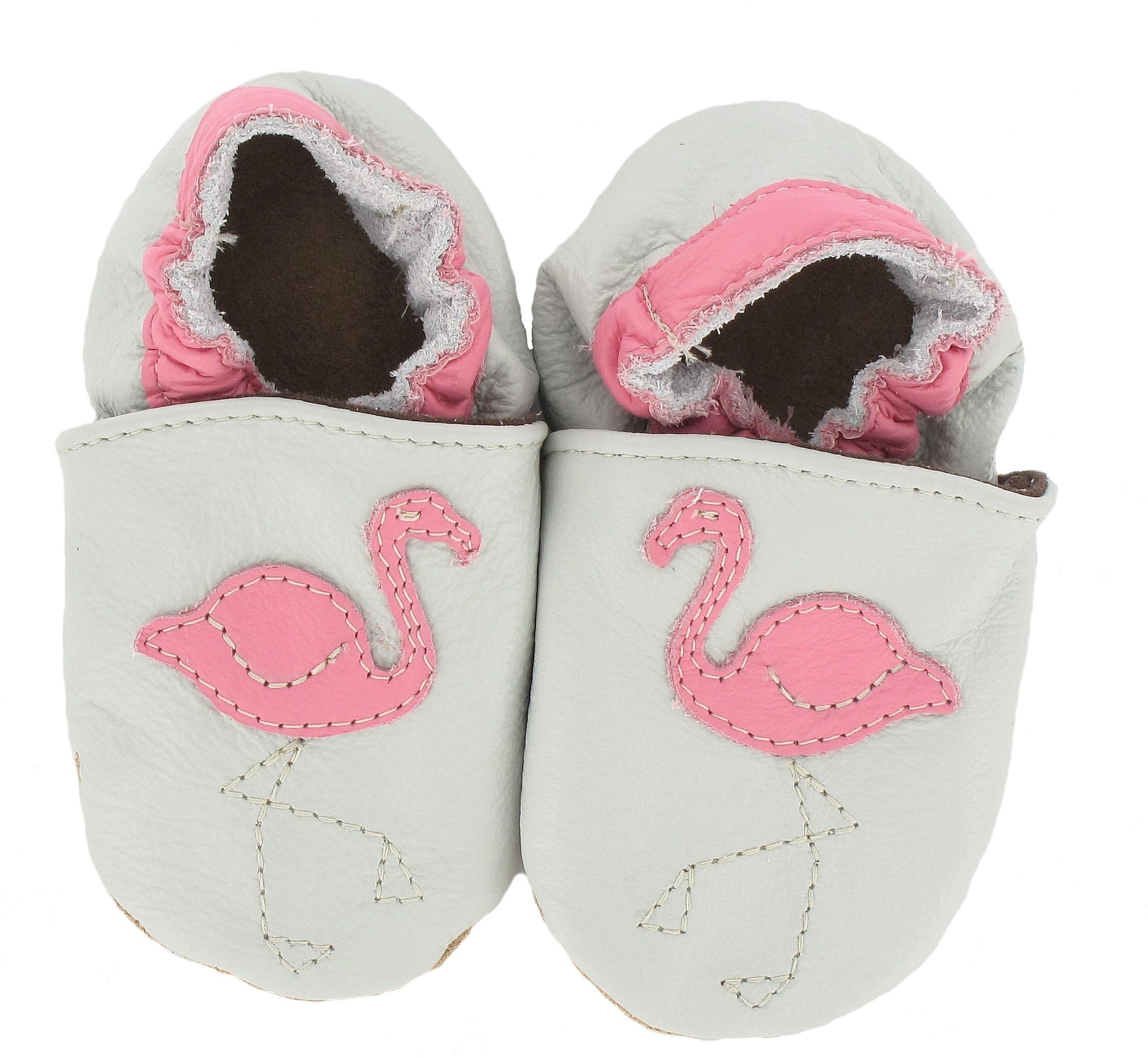 Pololo Baby Schuhe Leder Lauflernschuhe Krabbelschuhe Hauschuhe Babyschuhe neu