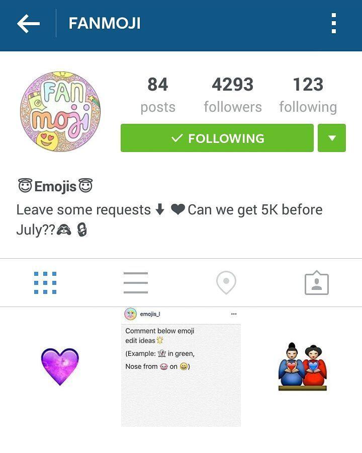 Instagram Photo By 8 8k Friends Apr 19 2016 At 4 13am Utc Instagram Emoji Instagram Photo