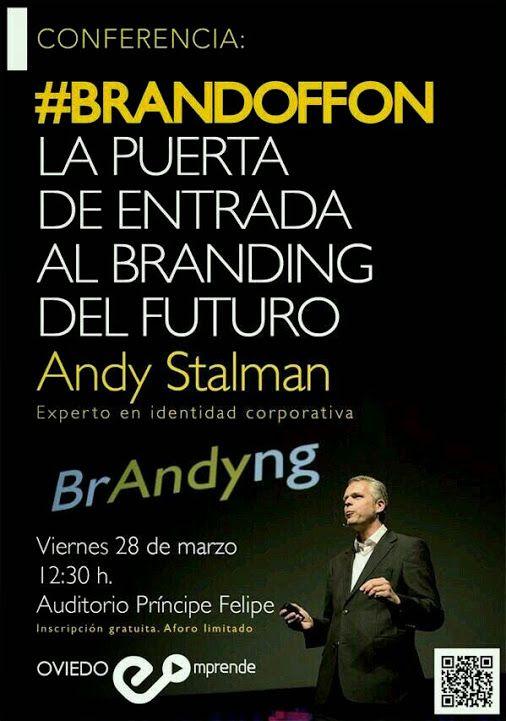 BRANDOFFON - ANDY STALMAN EN OVIEDO