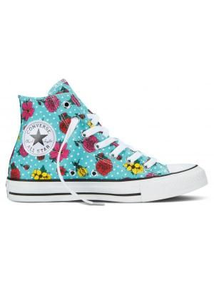 7c87f3c087be Tenisi Converse Chuck Taylor All Star Hi Peacock Multi 547263 - 179.99 lei