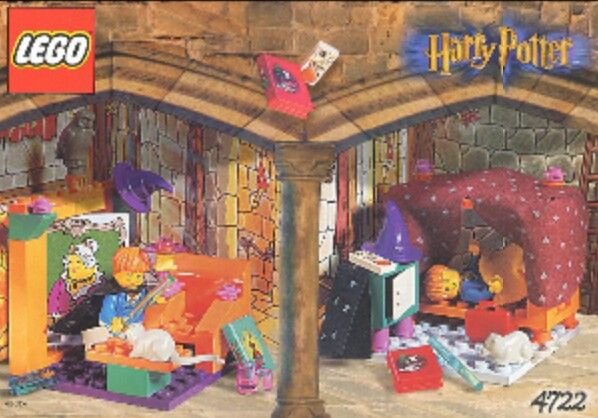 Gryffindor House Harry Potterfantastic Beast Pinterest Lego