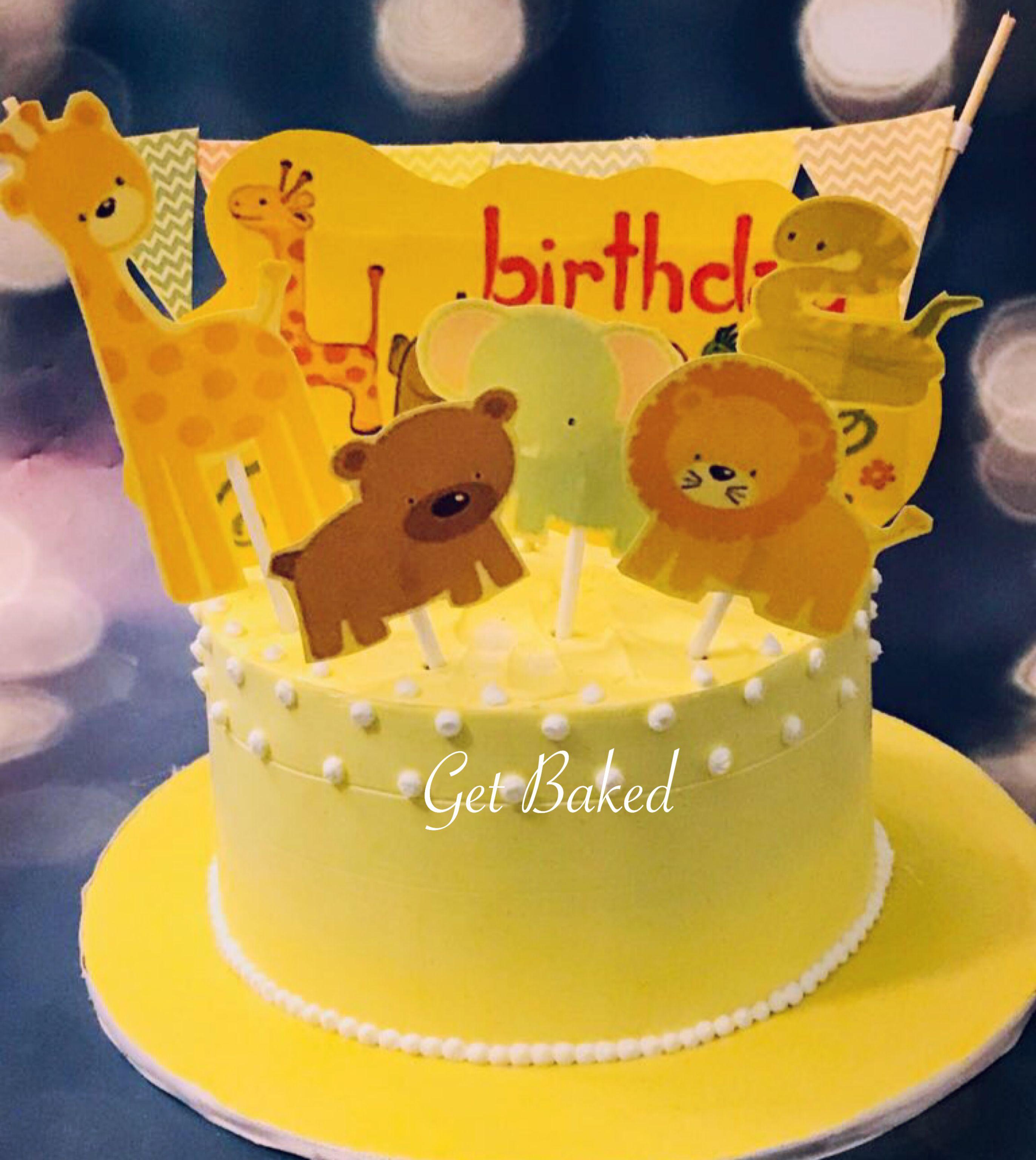 Animals cake cake animal cake desserts