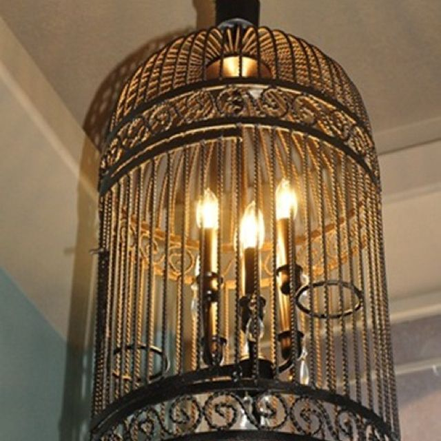 Birdcage chandelier diy for brittany pinterest birdcage birdcage chandelier diy aloadofball Image collections