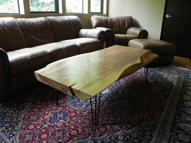 Coffee Tables | Against The Grain Studio