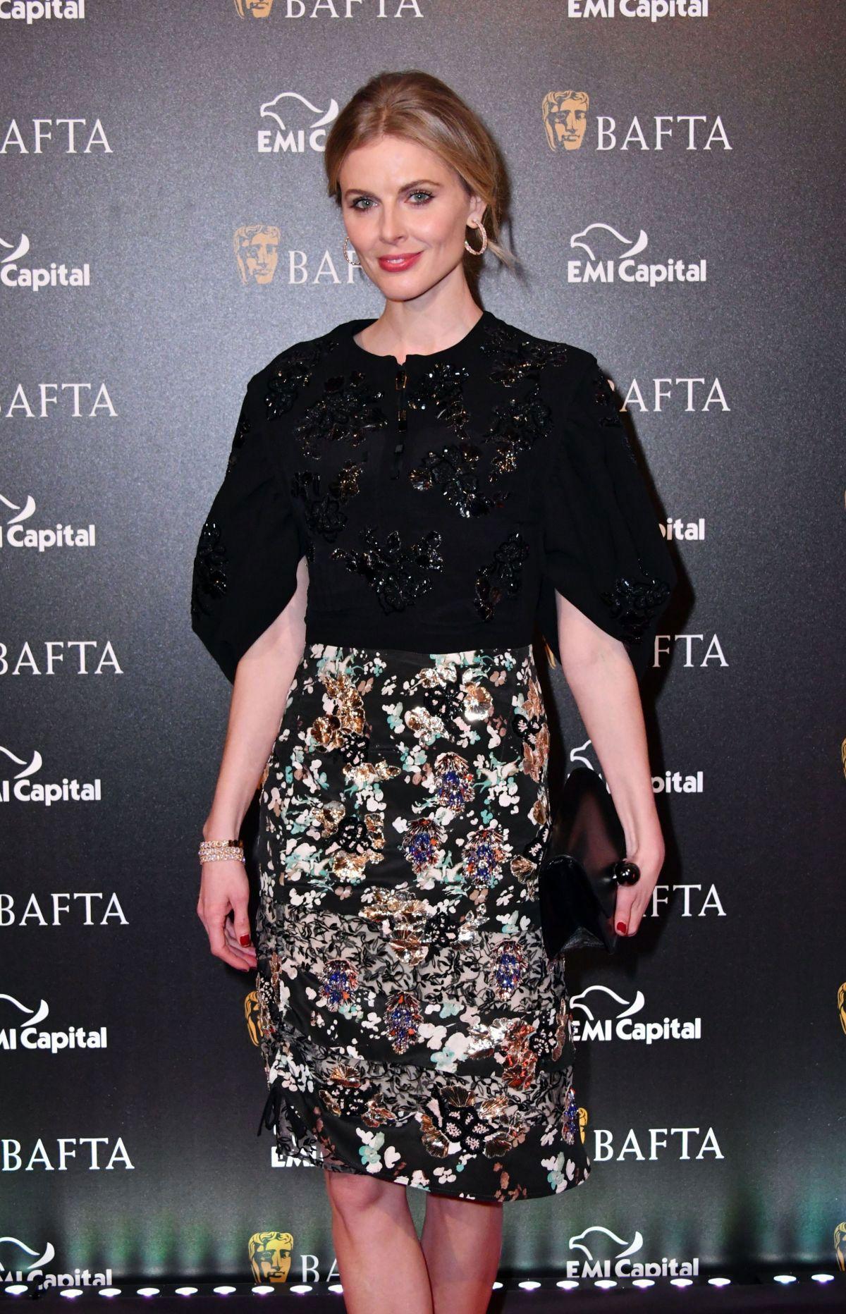 Donna air at pre bafta dinner in london