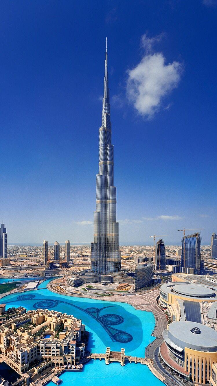 TAP AND GET FREE APP ⬆️ Amazing skyscraper in Dubai wallpaper for