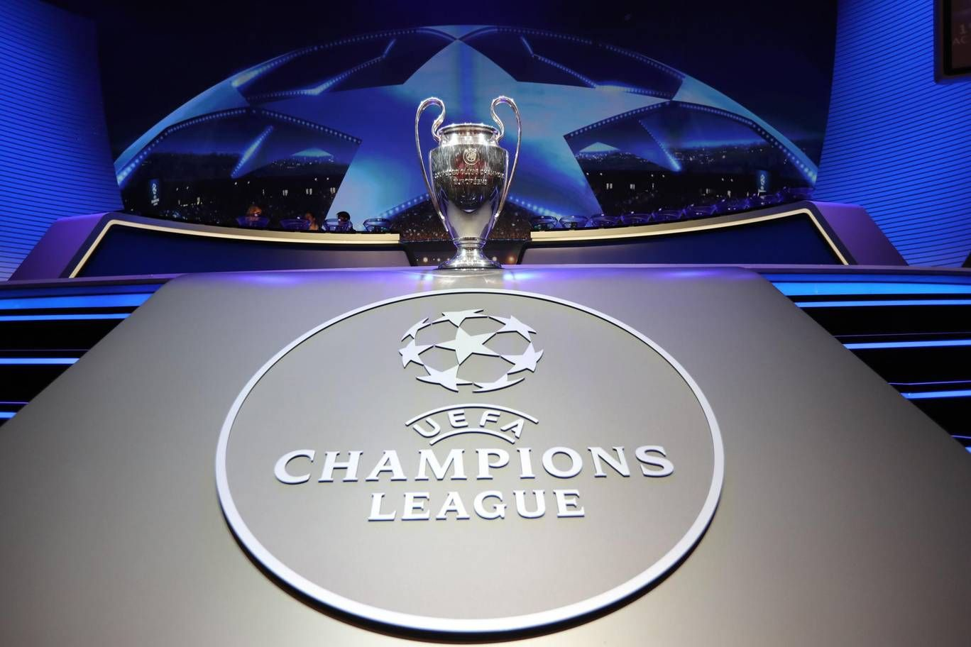 UEFA Champions League draw Start time for the quarter