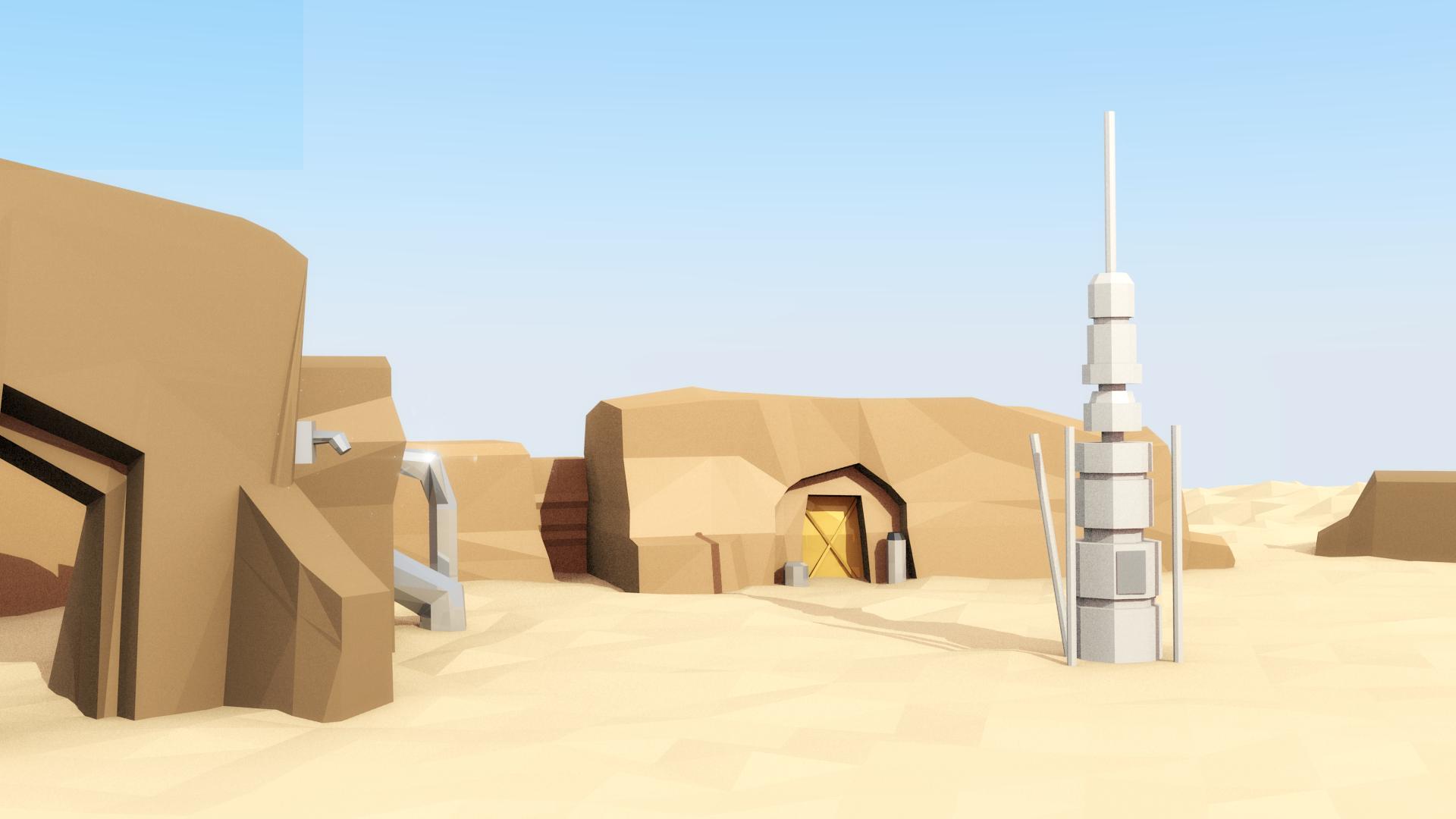 Star Wars Jedi Obi Wan Kenobi Tatooine Wallpapers HD Desktop