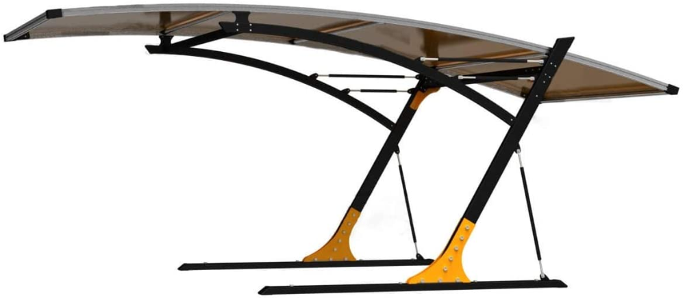Best Amazon Com Abolos Weather Proof Canopy Carport Shelter 10 400 x 300
