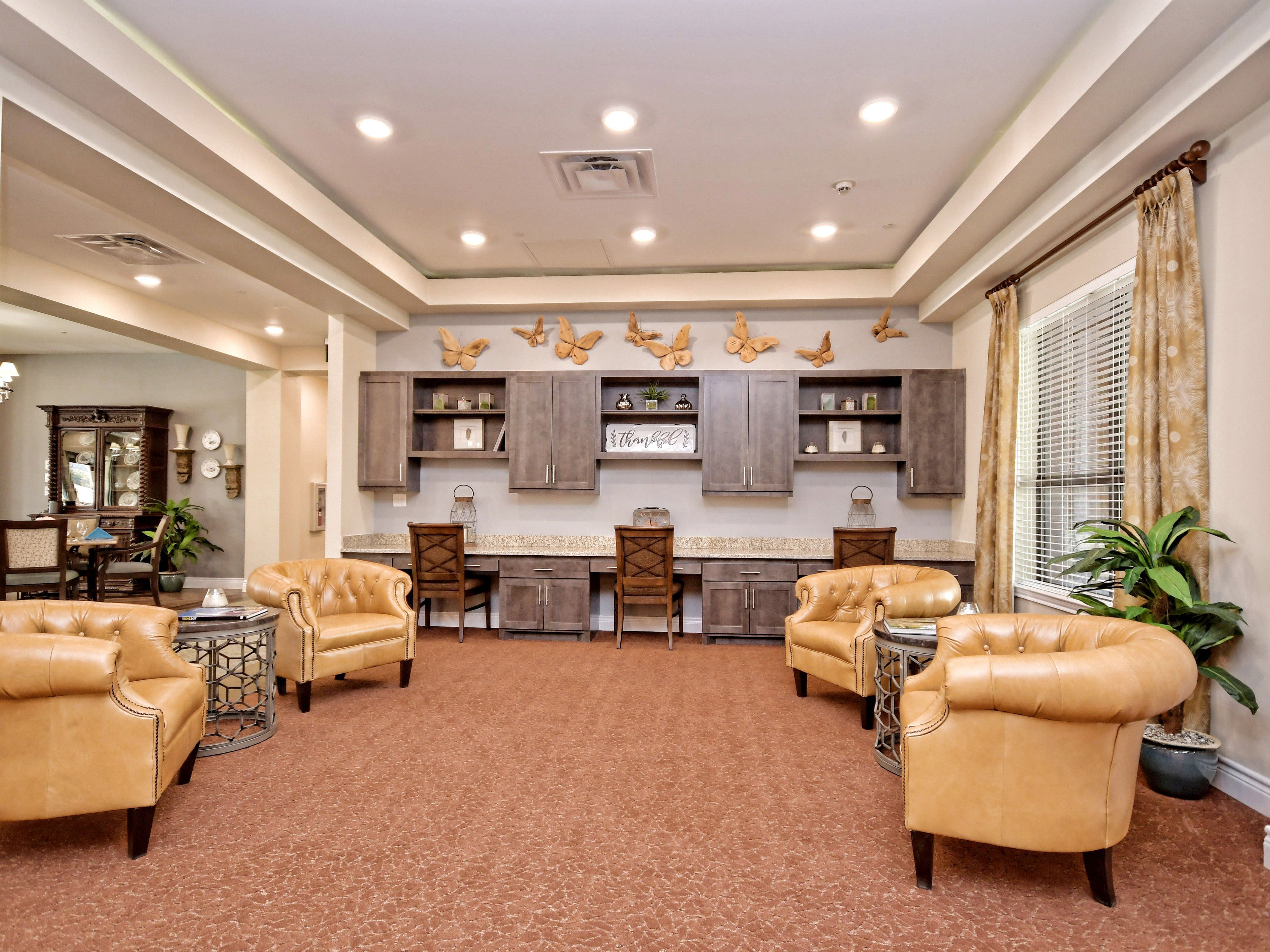Our Round Rock Senior Living Community Is A Safe And Secure Space Where Residents Will Enjoy Feelings O Assisted Living Senior Living Senior Living Communities