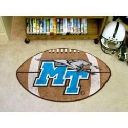 "Middle Tennessee State (MTSU) Blue Raiders Football Rug 22""x35"""