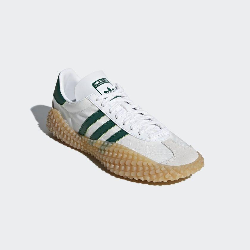 CountryxKamanda Shoes Running White